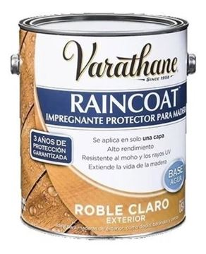 Imagen de Impregnante Va Raincoat Roble Claro 1 L Rust Oleum - Ynter Industrial