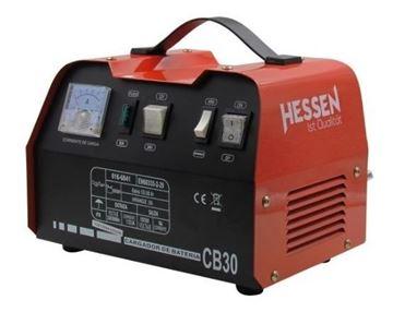 Imagen de Cargador Batería 12v-24v 8.5- Hessen Pro - Ynter Industrial