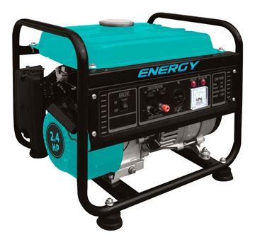 Imagen de Generador a gasolina  2.4hp 1.0kw Energy - Ynter Industrial