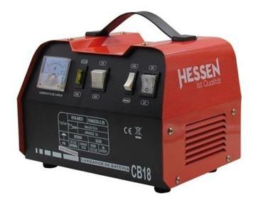 Imagen de Cargador batería 12v-24v 6.0- Hessen Pro - Ynter Industrial