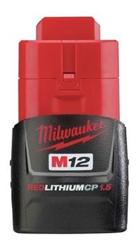 Imagen de Bateria 12v Cp 1.5 Ah M12 48-11-2401 Milwaukee - Ynter