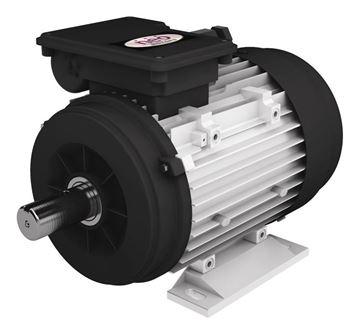 Imagen de Motor Italmotors Monofásico Blindado 5 Hp 1400rpm - Ynter
