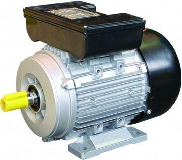 Imagen de Motor Italmotors Monofásico Blindado 4hp 2800rpm - Ynter