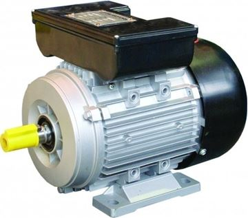 Imagen de Motor Italmotors Monofásico Blindado 4 Hp 1400rpm - Ynter