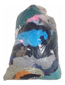 Imagen de Bolsa Trapo Color Limpieza 10 Kg - Ynter Industrial.