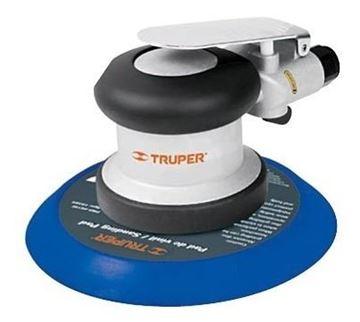 Imagen de Lijadora Neumática Roto Orbital Truper 6''-ynter Industrial