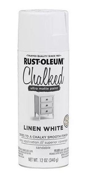 Imagen de Aerosol Rust Oleum tizado blanco lino 340 G - Ynter Industrial