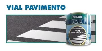 Imagen de Pintura Vial Pavimento Belco 18 Litros - Ynter Industrial