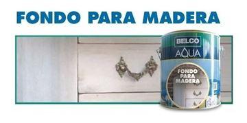 Imagen de Fondo Blanco Para Madera Belco 18 Litros - Ynter