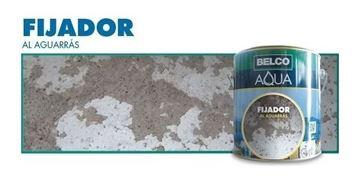Imagen de Aqua Belco Fijador al aguarrás 3.6 Litros - Ynter Industrial