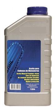Imagen de Aceite para cadena de motosierra  1 Litro - Ynter Industrial