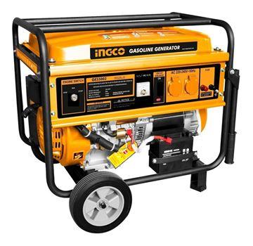 Imagen de Generador 5.5 KW arranque manual y eléctrico Ingco - Ynter Industrial