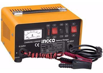 Imagen de Cargador batería Ingco 12/24V  -Ynter Industrial
