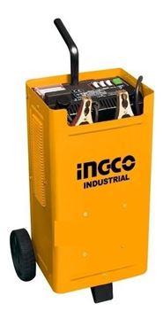 Imagen de Cargador batería arrancador Ingco 12/24V 300AMP - Ynter Ind