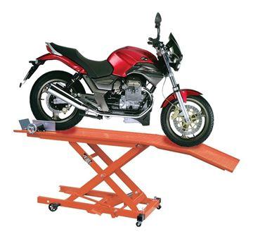 Imagen de Soporte P/motos 360kg - Ynter Industrial