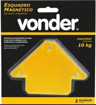Imagen de Escuadra Magnetica 10kg Vonder - Ynter Industrial