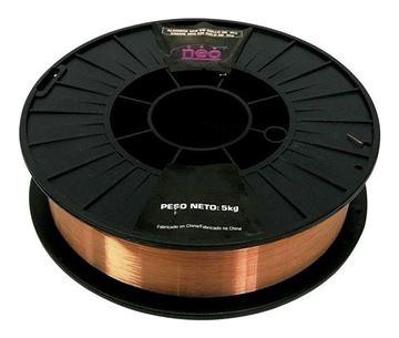 Imagen de Alambre Mig Para Soldar Con Gas 0,9mm Neo- Ynter Industrial