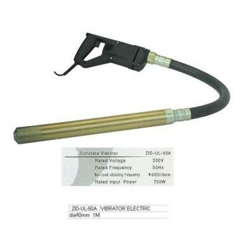Imagen de Vibrador P/hormigon Zid50a 750w- Ynter Industrial