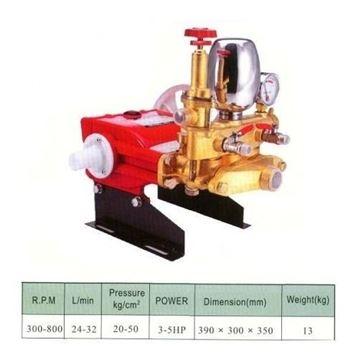 Imagen de Fumigador p/tractor 4 a 6 HP - Ynter Industrial