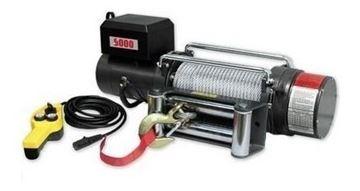 Imagen de Aparejo Saca Peludo 12 Volt 5000lbs- Ynter Industrial