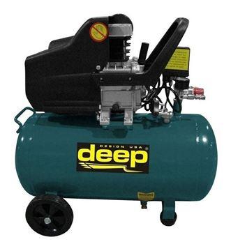 Imagen de Compresor 24lt-2hp  Deep - Ynter Industrial