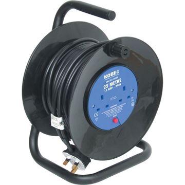 Imagen de Cable Reel Extensible 50mts - Ynter Industrial
