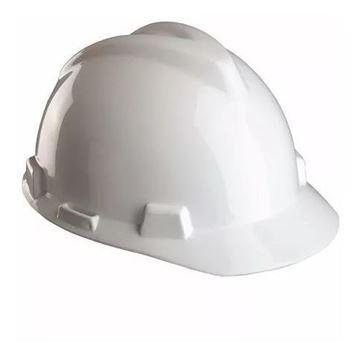Imagen de Casco de seguridad color blanco 588 - Ynter Industrial