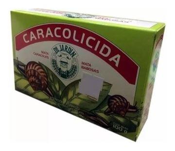 Imagen de Caracolicida Veneno  100g (x24) 657 - Ynter Industrial