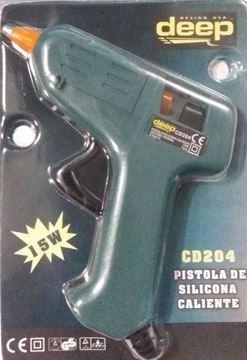 Imagen de Pistola De Silicona Caliente Deep Cd204 - Ynter Industrial.