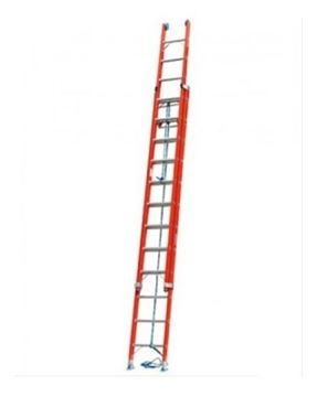 Imagen de Escalera Cuprum telescópica fibra 24 peld. 7 mts - Ynter Industrial