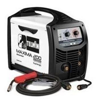 Imagen de Equipo Soldar Mig 170a Maxima 200 Telwin Element - Ynter Industrial