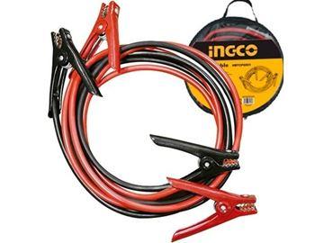 Imagen de Pinza cable arrancador Ingco 600Amp - Ynter Industrial