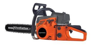 """Imagen de Motosierra a gasolina Gladiator 58CC 20"""" - Ynter Industrial"""