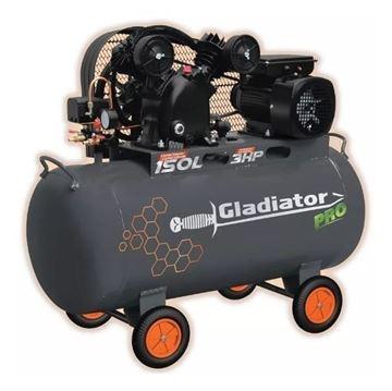 Imagen de Compresor 150 Litros 3hp Ce815 Gladiator Pro Gtia 1 Año!