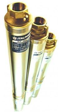 """Imagen de Bomba Sumergible Italpompe 3"""" 1HP - Ynter Industrial"""