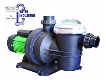 Imagen de Bomba P/ Piscina C/ Filtro De Pelos 1hp - Ynter Industrial