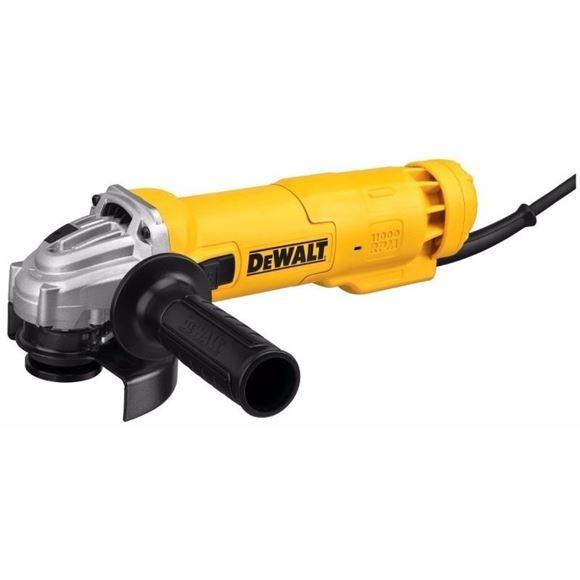 Imagen de Amoladora Dewalt 115mm 1200w extracción polvo - Ynter Industrial