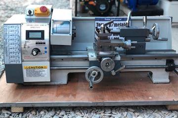 Imagen de Torno De Banco Para Metales 300mm Norton Industrial - Ynter