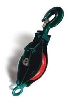 Imagen de Pasteca 1 Polea 75mm 1/2 Tonelada - Ynter Industrial