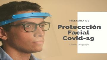 Imagen de Protector Facial Policarbonato Transparente - Ynter