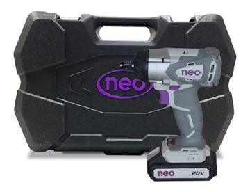 Imagen de Llave atornillador de impacto Neo 20V Brushless-Ynter Industrial