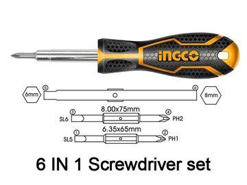 Imagen de Destornillador 6 en 1 Ingco - Ynter Industrial