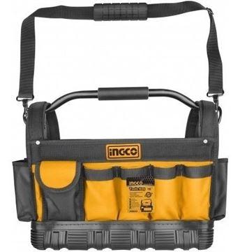 """Imagen de Bolso para herramientas c/manija 16"""" Ingco - Ynter Industrial"""