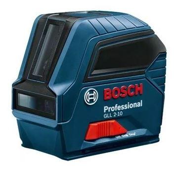 Imagen de Medidor laser de lineas GLL2-10 Bosch Max.10mt - Ynter