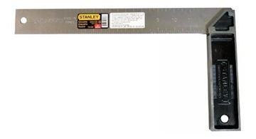 Imagen de Escuadra Stanley Profesional M/aluminio 12pLG - Ynter
