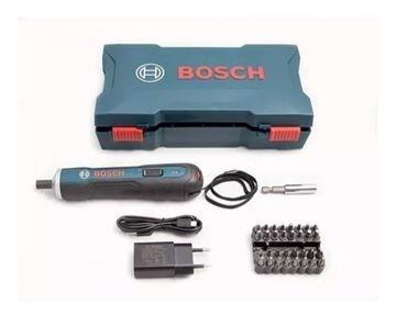 Imagen de Atornillador A Bateria 3.6v Bosch Go Kit - Ynter