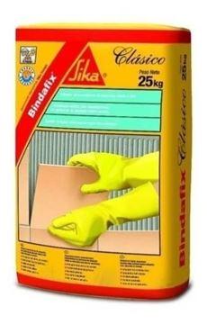 Imagen de Adhesivo para cerámicos BINDAFIX CLÁSICO 25kg - Ynter Industrial