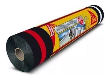 Imagen de Membrana asfaltica Sika 40 AP c/aluminio 40kg 10 m2 - Ynter Industrial
