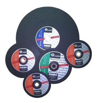Imagen de Disco Corte 350mm 14  P/sensitiva - Ynter Industrial