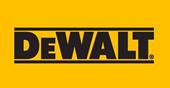 Logo de la marca DeWalt